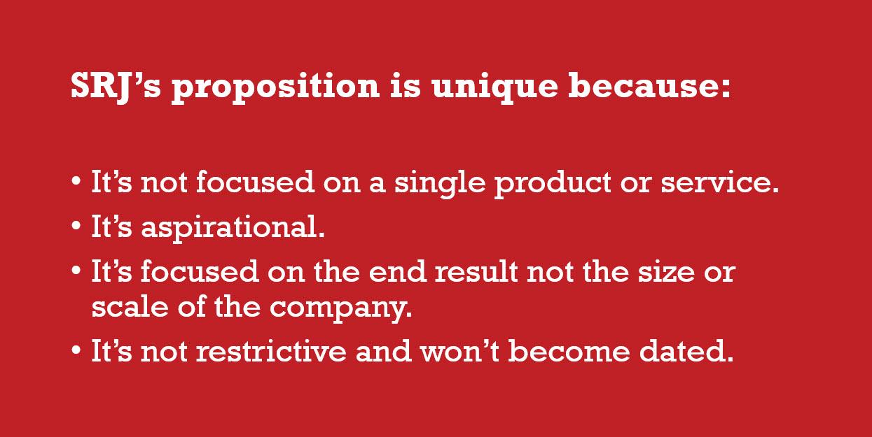 SRJ Propositions